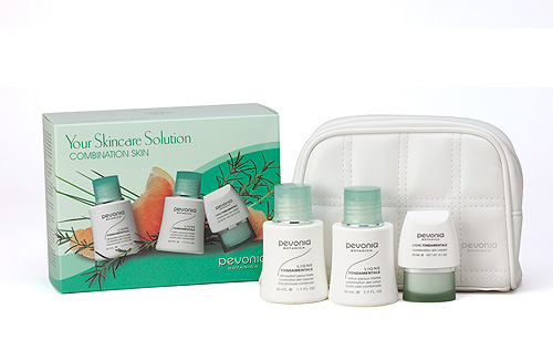 Pevonia Your Skincare Solution Dry Skin Kit Image